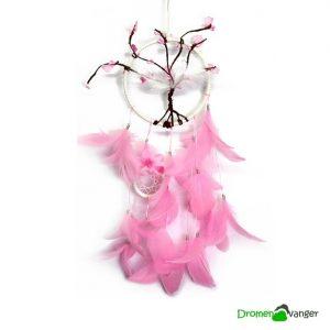 654-Tree-of-life-roze-origineel-kraamcadeau