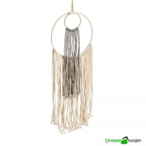 681 dreamcatcher macrame XL