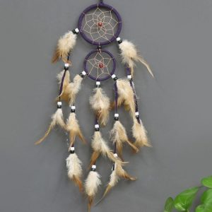 428 dreamcatcher indian purple